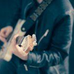 guitarist, guitar, play